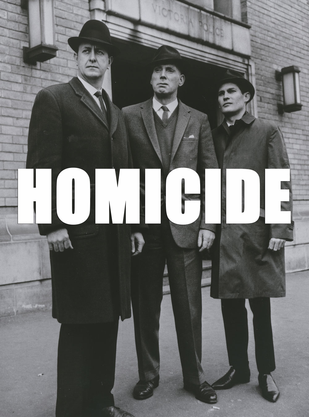 Scene from 'Homicide—The Decimal Point', 1965. Photo courtesy of crawfordsdvd.com.au.