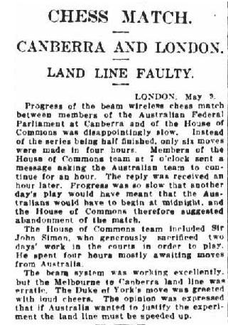 The Sydney Morning Herald, 11 May 1927, p.15, National Library of Australia, nla.gov.au/nla.news-article16374841